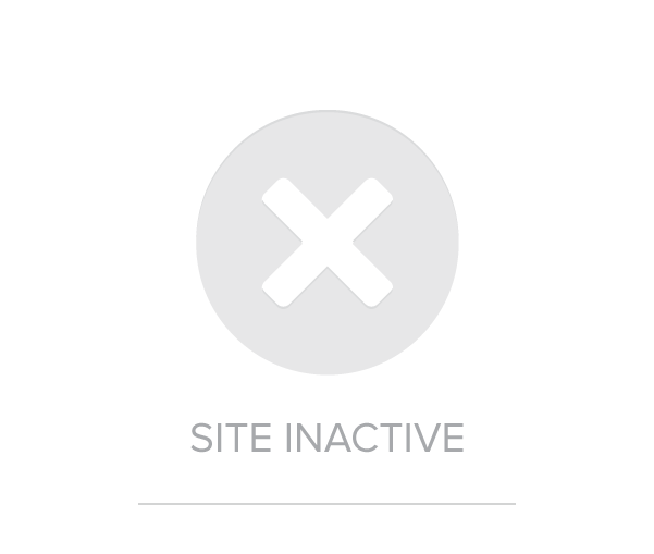 Site Inactive